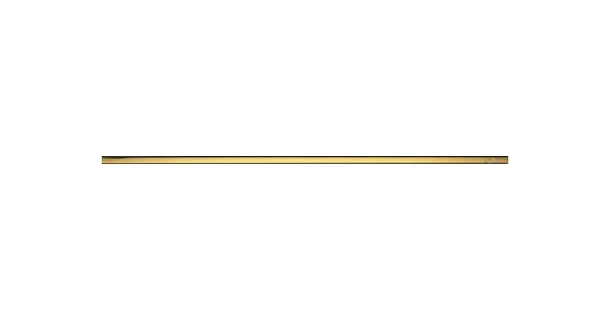 Listwa Dekoracyjna Złota 2x75cm Strip Oro Dune 186578