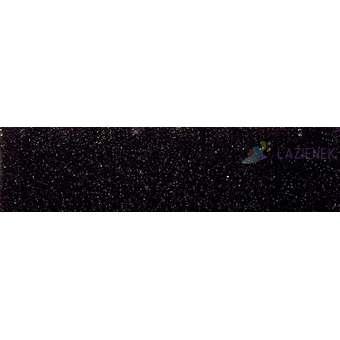 Płytka Dekoracyjna Czarna 15x60cm Megalos Cosmic Glass Dune